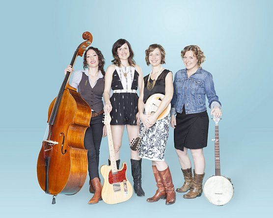 The Good Lovelies im Konzert (Foto: The Good Lovelies)