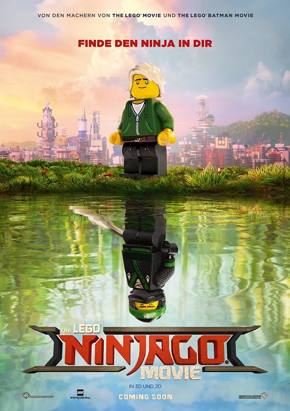 The Lego Ninjago Movie (Foto: Warner Bros. GmbH)