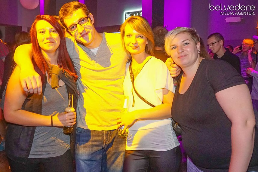 Party im Jugendclubhaus in Nordhausen - Nach dem Altstadtfest